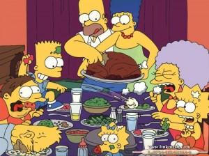 Comida familiar en domingo