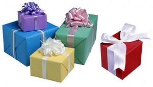 ¿Cómo te sientes al abrir los regalos?