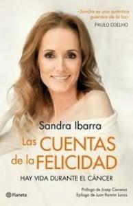 Sandra Ibarra publica el libro: Las cuentas de la felicidad
