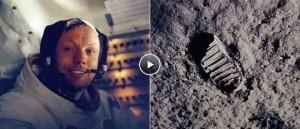 Muere Neil Armstrong, el hombre que pisó la luna