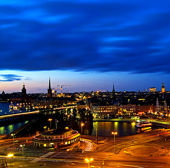 stockholm night....LA HORA MÁGICA - THE MAGIC HOUR