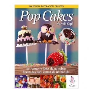 Libro para aprender a cocinar: Pop Cakes