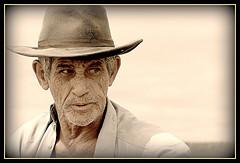 O pescador (Projeto retratos)
